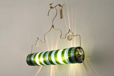 Thief of baghdad  choori lamp  green  390x260