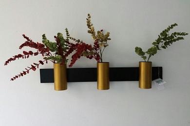 Designmint black   gold sleek cylinder 2
