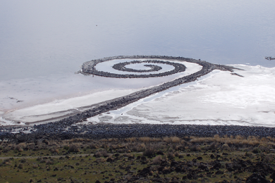 Land art   the sensitivity of art to the environment%c2%a0 banner image