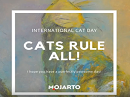 Cats in art an artistic to the great world of cat small banner image