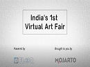 India's first virtual art fair small banner image