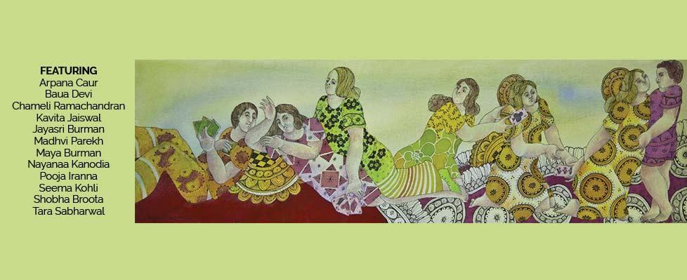 Women's Day Special Exhibition on Mojarto