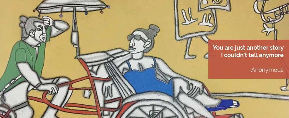 Metro Diaries: Lives Extraordinaire Exhibition on Mojarto