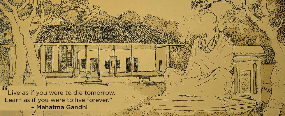 Celebrating 150 Years Of Mahatma Gandhi Exhibition on Mojarto