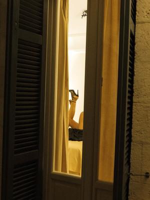 Leonardo Pucci, Savelletri, 8:27pm.