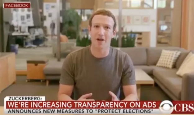Mark Zuckerberg's deepfake video that went viral