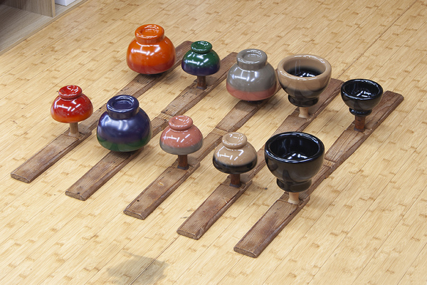 Wajima-nuri Bowls