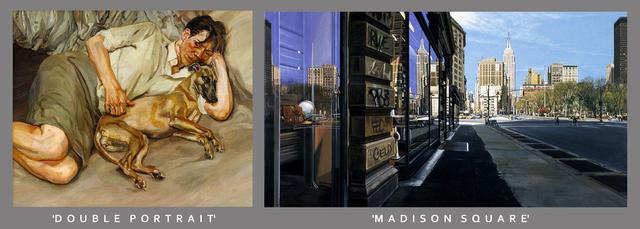 'Double Potrait' 'Madison Square'