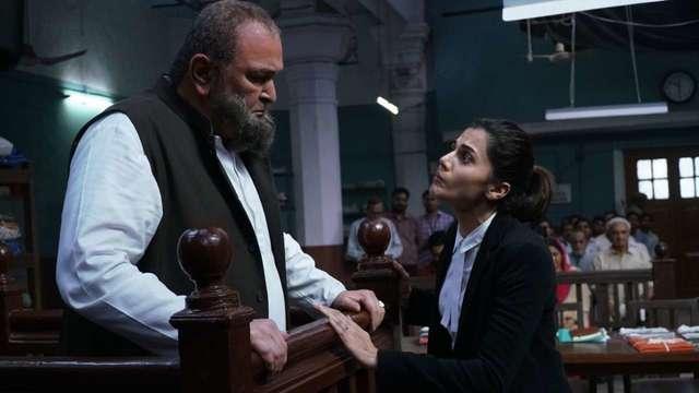 Still from the film Mulk (2018) by Anubhav Sinha.