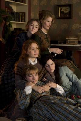Still from the film Little Women (2019) by Greta Gerwig