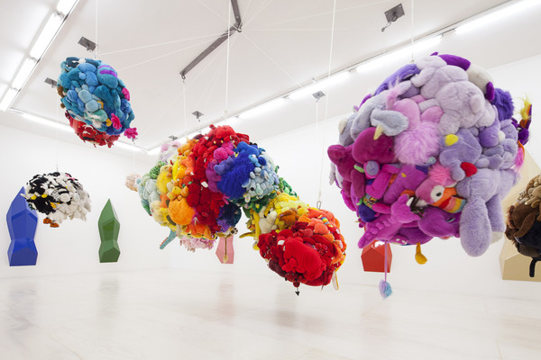 Image 1   installation view mike kelley at moma ps1 october 13 2013 february 2 2014 photo matthew septimus