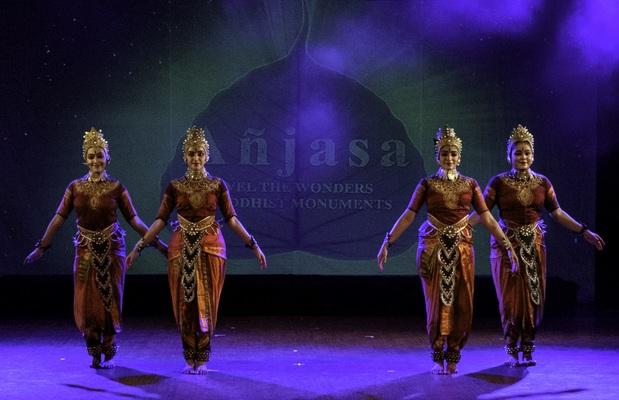 image 1 Anjasa Chennai 2019 Apsaras Arts, Añjasa Unravel the Wonders of Buddhist Monuments.
