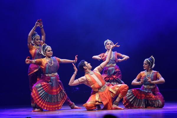 Image 2 Apsaras Arts - Alapadma Apsaras Arts, Alapadma The Lotus Unfolds