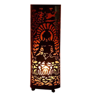 Buddha Black Table Lamp : Small Table Lamp By The Yellow Door