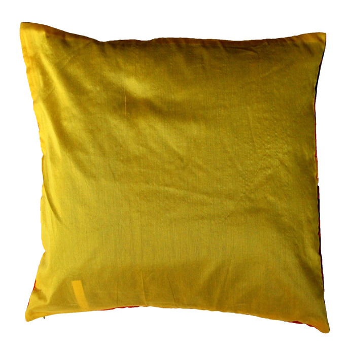 Deepak Shinde Cushion Cover4 Cushion Cover By indian-colours
