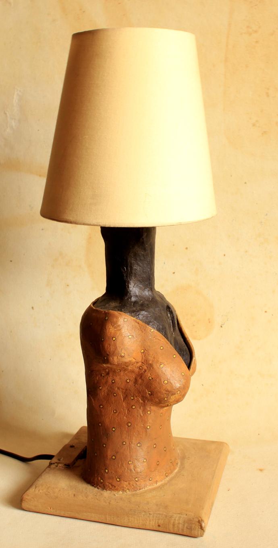 Lady Lamp Table Lamp By Aranya Earthcraft