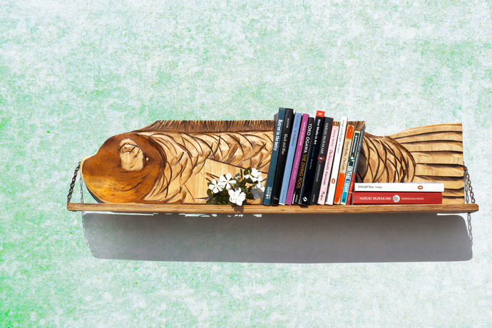 Wall Shelf Wall Decor By Juju by Grishma