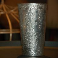 Nafees Lassi Glass Boota Kalai Serveware By AnanTaya