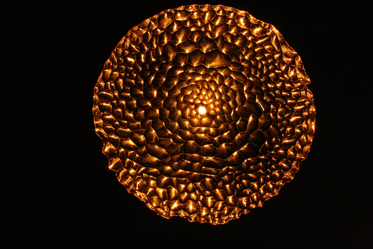 Xylem Bowl Pendant Light Ceiling Lamp By Cobalt Designs