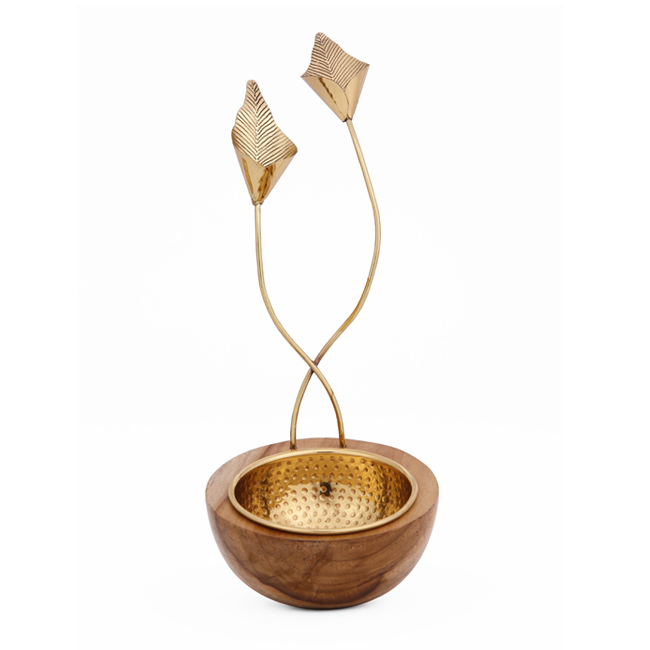 Calla lily bowl 2