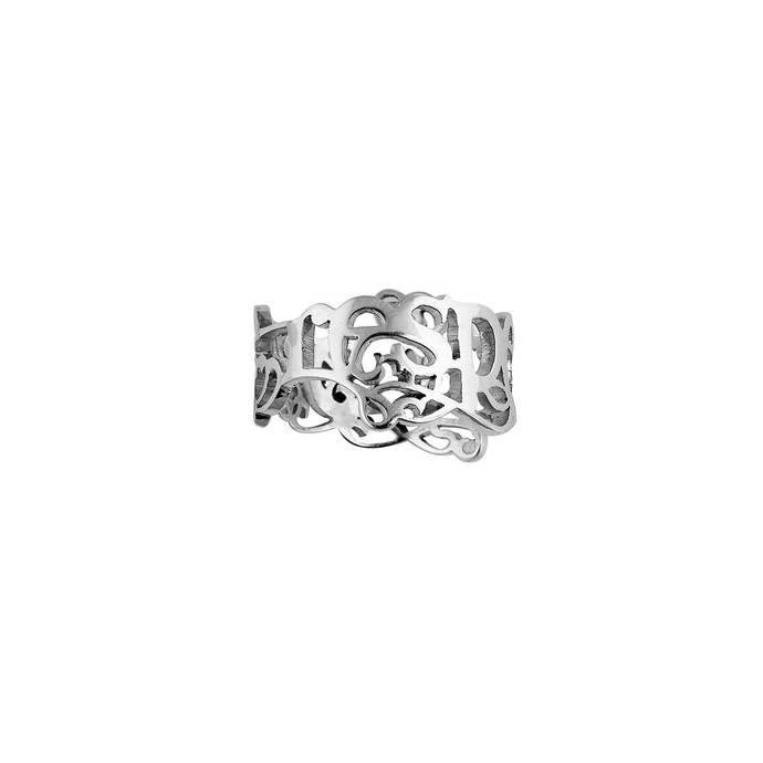Love & Respect Ring - Medium by Eina Ahluwalia, Contemporary Ring