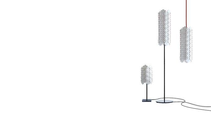 AMALTAS TABLE LAMP - BLUE Table Lamp By Rayden Design Studio