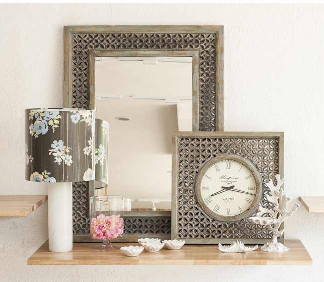 Distressed mirror and distressed clock %282%29 edited