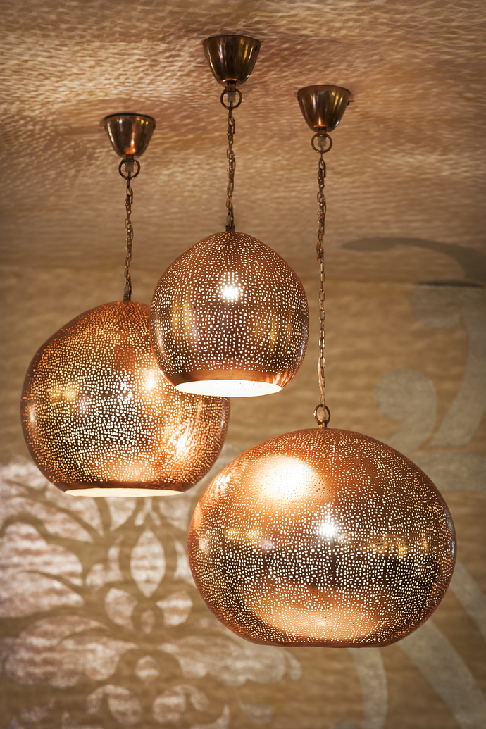 Copper Pendant Ceiling Lamp Ceiling Lamp By Cellar Door