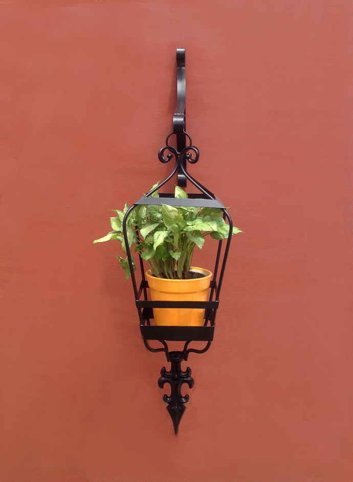 Sicily Lantern - Hanging planter Garden Decor By Studio Earthbox