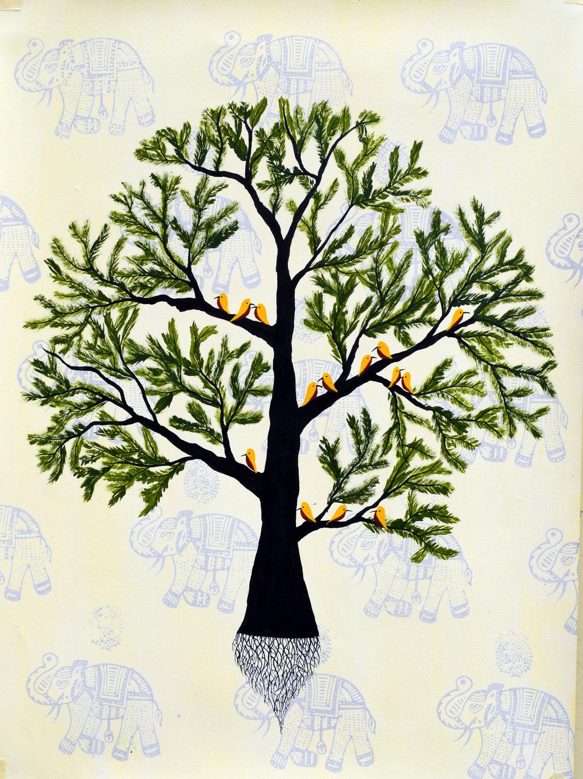 Lagpravya Digital Print by Sumit Mehndiratta,Decorative