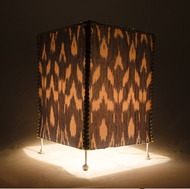 A Study in Ink Table Lamp By Orunie Designs