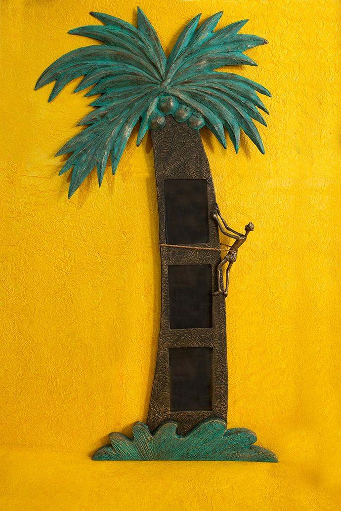 Coconuttree wall photoframe1