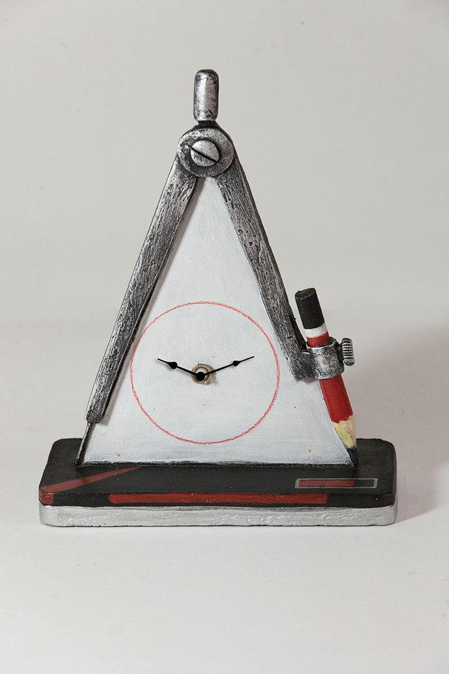 Compass tableclock2
