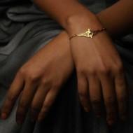 Farohar Bracelet by Eina Ahluwalia, Contemporary Bracelet