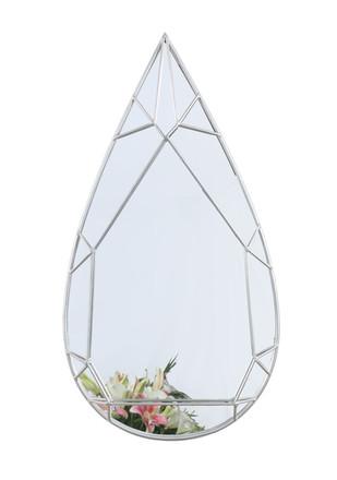 Teardrop Diamond Mirror Looking Mirror By The Lohasmith