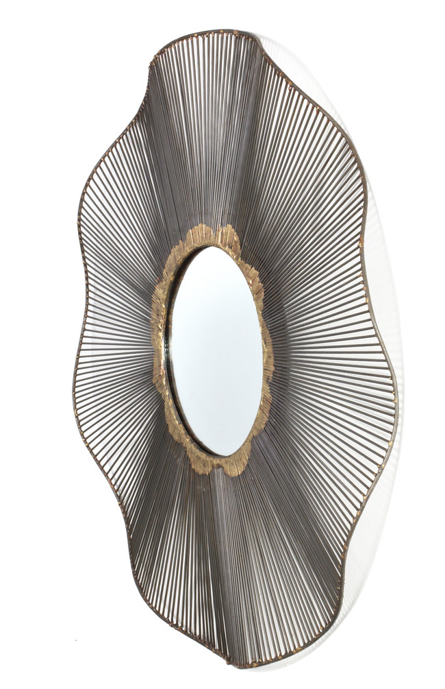 The lohasmith   solar flare mirror %28side view%29