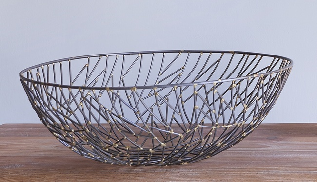 The lohsmith   welded web bowl
