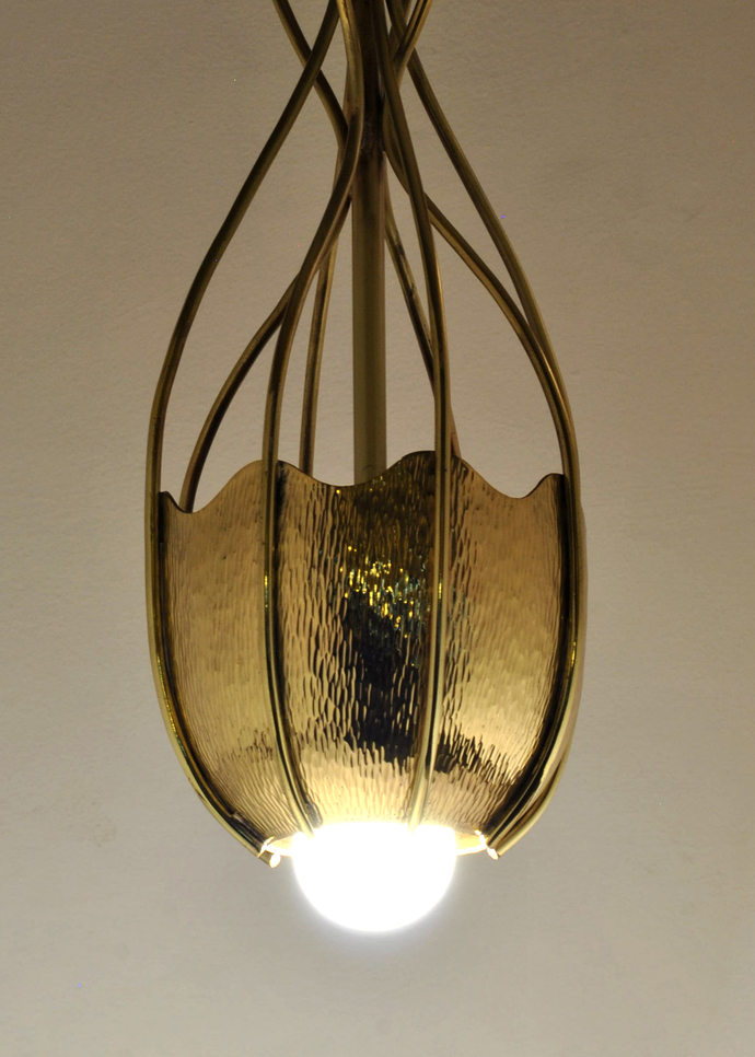 Jelly Fish Lamp Ceiling Lamp By Sahil & Sarthak