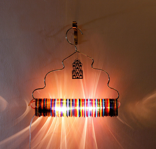 Choori lamp jaipur limited multi color 3
