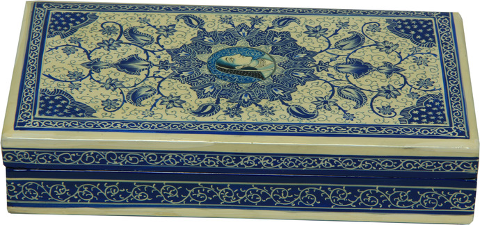Noor Jahan Box Decorative Box By Hands of Gold