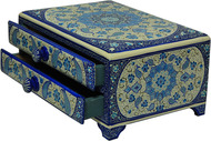 Almirah Box Decorative Container By Hands of Gold