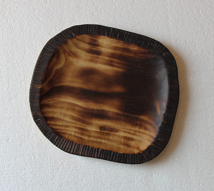 Round platter Platter By TARU
