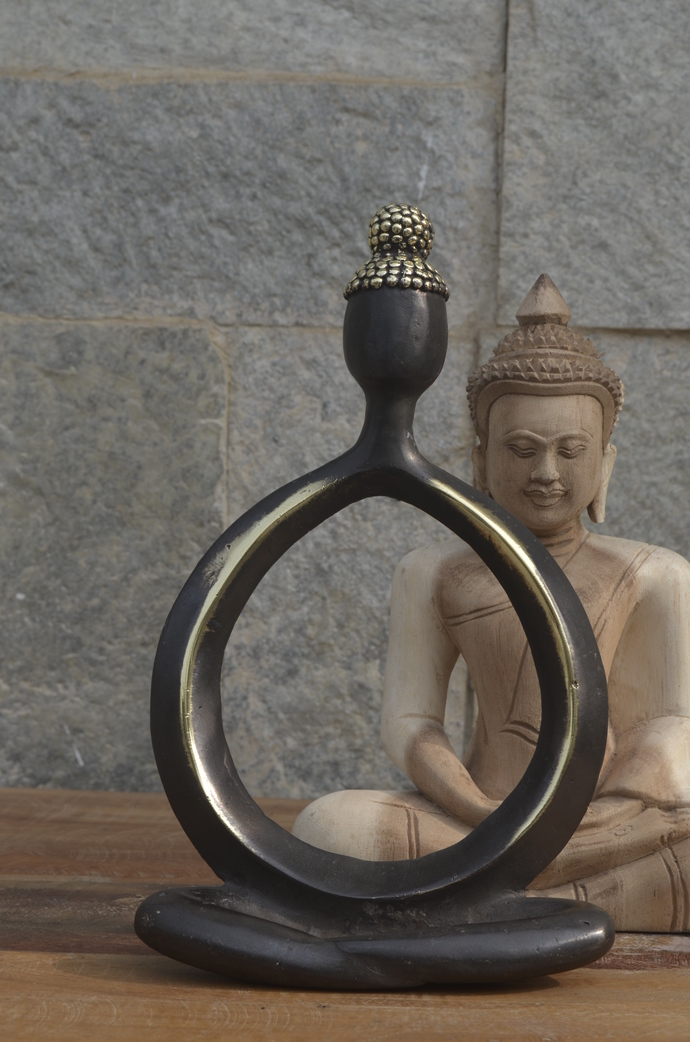 Buddha Artifact By Takshni