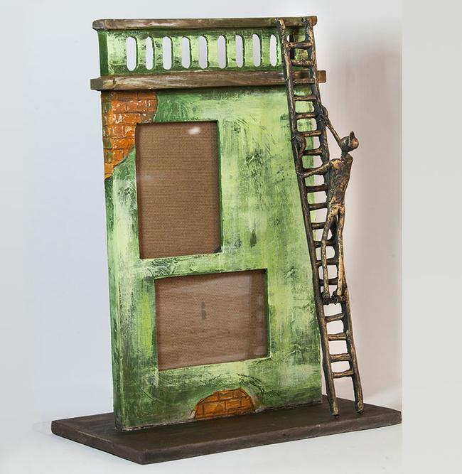 Ladder photoframe2
