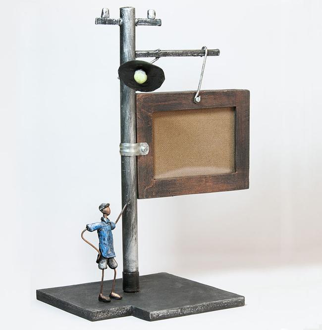 Lamppole photoframe2
