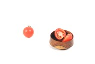 Ulm Bowls 1 - Small - Set of 2 Serveware By Atelier DS