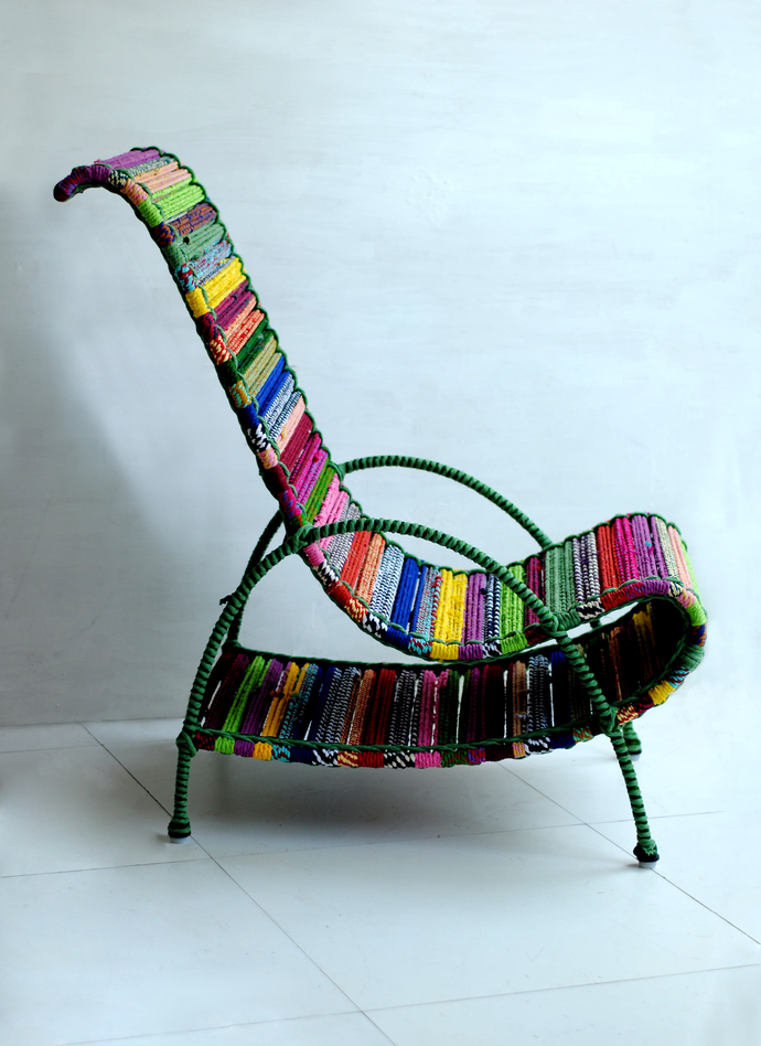 Phenomenal Pelican Chair Tropical Multicolor Complete Home Design Collection Barbaintelli Responsecom