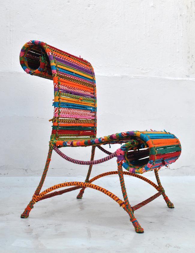 Athena chair multicolor 4