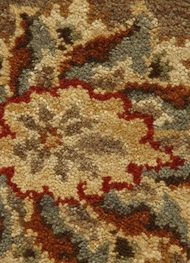 4X6 Hand Knotted Classic Wool Rugs Carpet and Rug By Jaipur Rugs