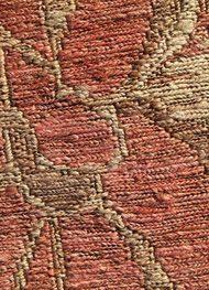 Indian Handmade Rugs 5X8 Flat Weaves Naturals Hemp Rugs Carpet and Rug By Jaipur Rugs